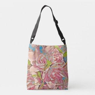 Bolsa Ajustável Flores celestiais