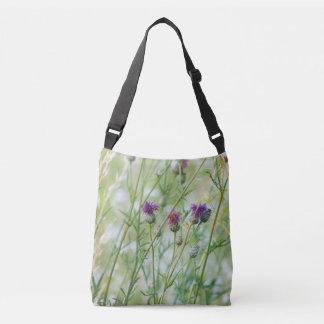 Bolsa Ajustável Flores selvagens do primavera