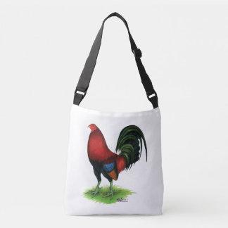 Bolsa Ajustável Gamecock:  Escuro - vermelho