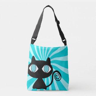 Bolsa Ajustável Gato hipnótico bonito