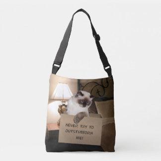 Bolsa Ajustável Gato na caixa