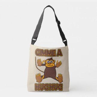 Bolsa Ajustável Gimme um saco do cruzamento do abraço do abraço