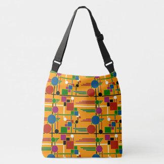 Bolsa Ajustável Grande - abstracção feita sob medida #2 da sacola