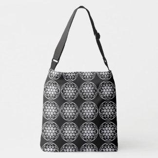 Bolsa Ajustável Grande - flor feita sob medida da sacola da vida