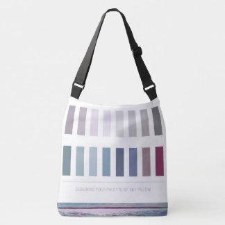 Bolsa Ajustável Grande paleta de cores do design de interiores do