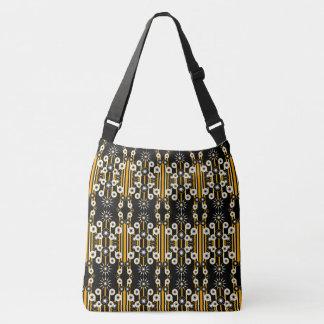 Bolsa Ajustável Grande - sacola feita sob medida #1 geométrico