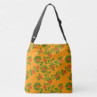 Bolsa Ajustável Grande - sacola feita sob medida #2 floral