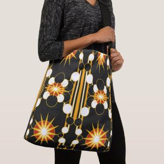 Bolsa Ajustável Grande - sacola feita sob medida #2 geométrico
