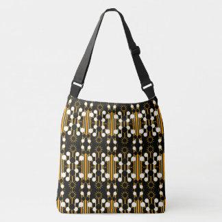 Bolsa Ajustável Grande - sacola feita sob medida #3 geométrico