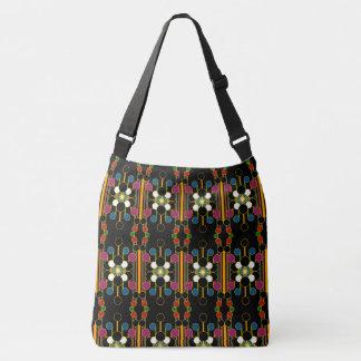 Bolsa Ajustável Grande - sacola feita sob medida #4 geométrico
