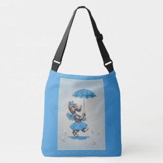 Bolsa Ajustável Guarda-chuva do carregando da senhora do cão do
