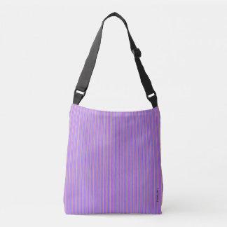 Bolsa Ajustável HAMbyWG - saco do Cruz-Corpo - Sherbert roxo