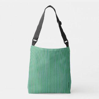 Bolsa Ajustável HAMbyWG - saco do Cruz-Corpo - Sherbert verde