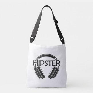 Bolsa Ajustável Hipster dos fones de ouvido da música