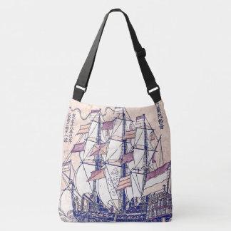 Bolsa Ajustável Holland que navega a sacola alta do mar do oceano