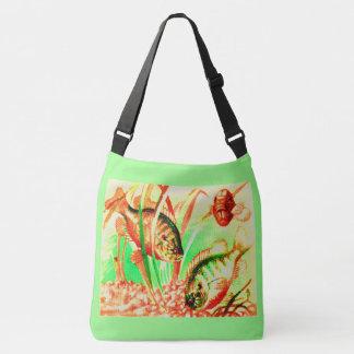 Bolsa Ajustável impressão de água doce do sunfish