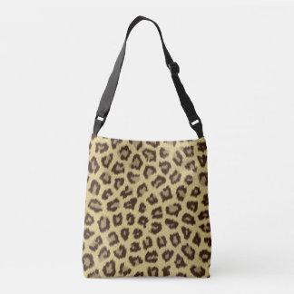 Bolsa Ajustável Impressão do leopardo/chita