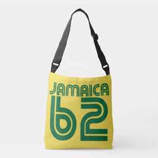 Bolsa Ajustável Jamaica 1962 - Haile Selassie - reggae Roots Bag