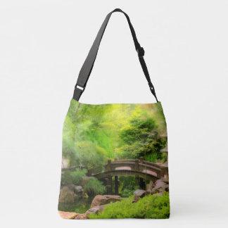 Bolsa Ajustável Jardim japonês - água sob a ponte