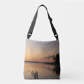 Bolsa Ajustável Lago sunrise