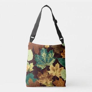 Bolsa Ajustável Leaves áureas