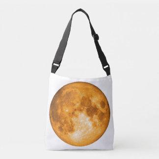 Bolsa Ajustável Lua cheia alaranjada