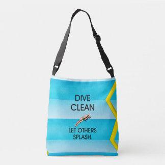 Bolsa Ajustável Mergulho SUPERIOR limpo