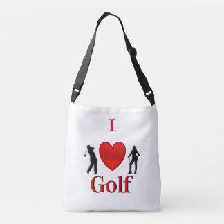 Bolsa Ajustável Mim golfe do coração