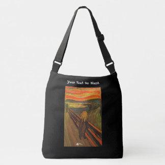Bolsa Ajustável Munch - o gritar do gelo