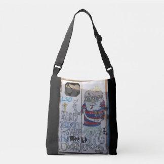 Bolsa Ajustável Na moda através do saco para o transporte de