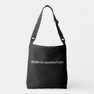Bolsa Ajustável Nascer no saco do Cruz-Corpo de Manhattan