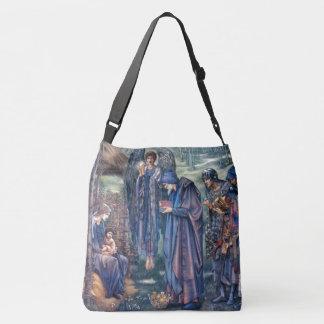Bolsa Ajustável Natividade Jesus Mary três reis sacola