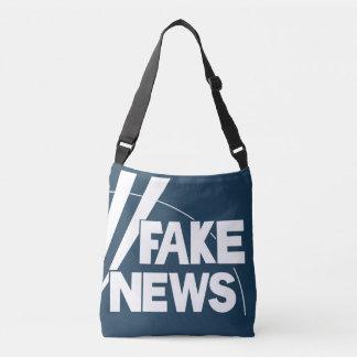 Bolsa Ajustável notícia falsificada #3