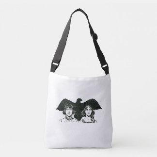Bolsa Ajustável O ~ a história do falcão ilustrou o ~