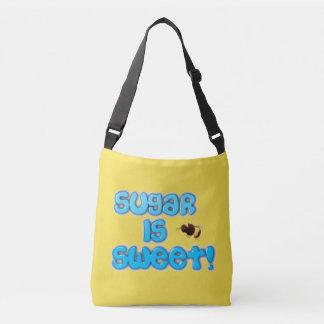 Bolsa Ajustável O açúcar é doce