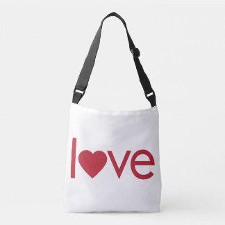Bolsa Ajustável O amor resiste a sacola