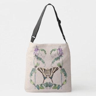 Bolsa Ajustável O narciso da borboleta das ervilhas doces floresce