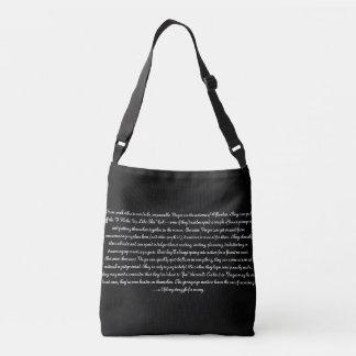 Bolsa Ajustável O que é sua sacola do sinal do zodíaco