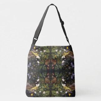 Bolsa Ajustável O Wildflower alpino floresce a sacola do Foxglove