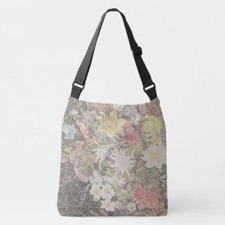 Bolsa Ajustável O Wildflower alpino floresce a sacola do papel