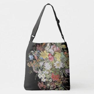 Bolsa Ajustável O Wildflower alpino floresce a sacola floral do