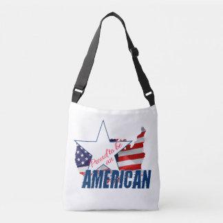 Bolsa Ajustável Orgulhoso ser um americano