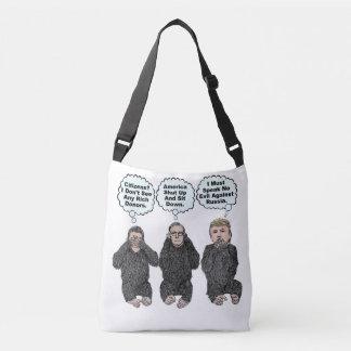 Bolsa Ajustável Os macacos do trunfo - trunfo, Ryan, McConnell
