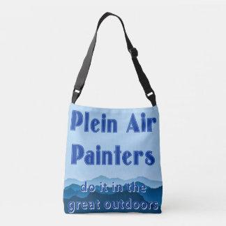 Bolsa Ajustável Os pintores do ar de Plein fazem-no no excelente