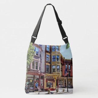 Bolsa Ajustável Pa de Jim Thorpe - lojas ao longo de Broadway