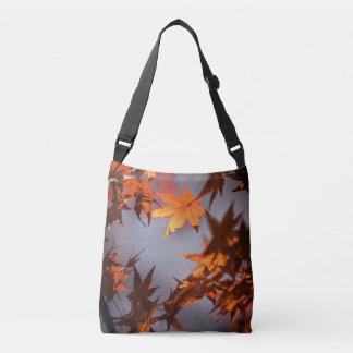Bolsa Ajustável País das maravilhas da queda da cor do outono