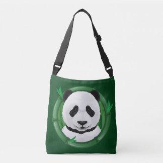 Bolsa Ajustável Panda e bambu