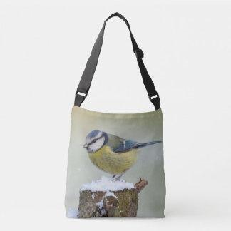 Bolsa Ajustável Pássaro selvagem impressionante do melharuco azul