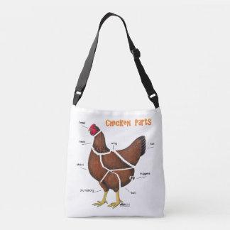 Bolsa Ajustável Peças da galinha