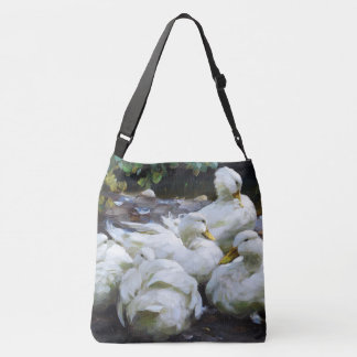 Bolsa Ajustável Pekin Ducks a sacola do rio dos animais dos